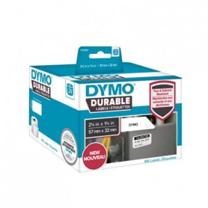 Etykiety Dymo Durable 57x32 mm 1933084