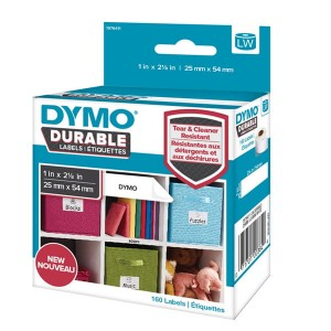 Etykiety Dymo Durable 25x54 mm 1976411