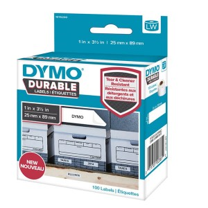 Etykiety Dymo Durable 25x89 mm 1976200