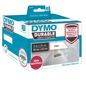 Etykiety Dymo Durable 19x64 mm 1933085